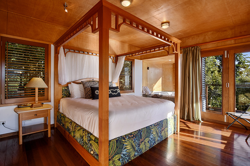 Two Bedroom Canopy Suite O Reilly S Rainforest Retreat